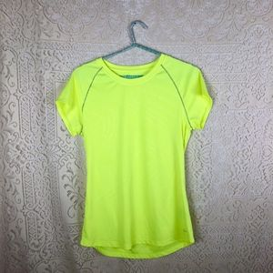 Champion semi-fitted neon activewear [used]
